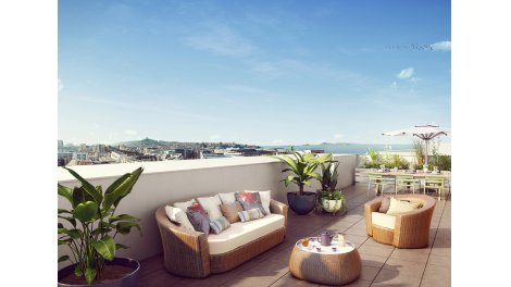 Appartement neuf Le Marsiho - 3ème Arrondissement à Marseille 3ème