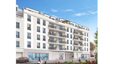 Appartement neuf En Aparte éco-habitat à Drancy