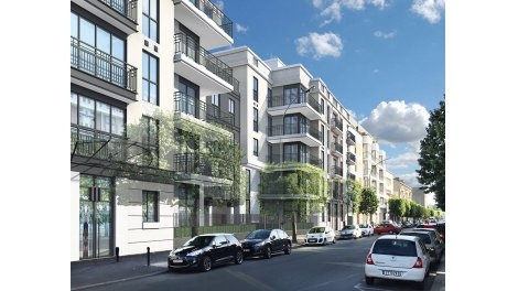 Appartement neuf L'Absolue investissement loi Pinel à Maisons-Alfort