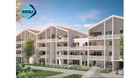 Appartement neuf Calycé à Toulouse