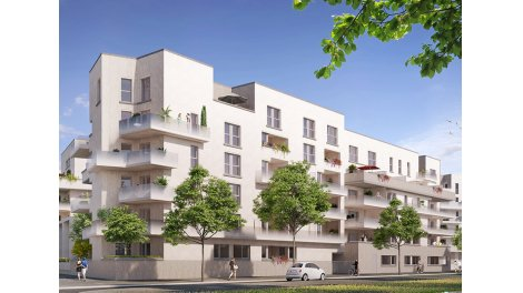 Appartement neuf O'Rizon - Epsilon (lot A1) éco-habitat à Gif-sur-Yvette