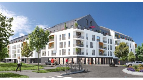Appartement neuf Carre Millesime investissement loi Pinel à Taverny