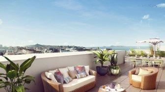 Appartements neufs Le Marsiho - 3ème Arrondissement éco-habitat à Marseille 3ème