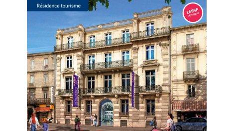 Appartement neuf Les Occitanes éco-habitat à Montpellier