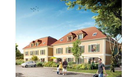 Maisons neuves Les Coteaux de Robinson éco-habitat à Corbeil-Essonnes