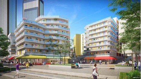 Appartement neuf O'Coeur éco-habitat à Bagnolet
