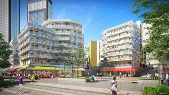 Appartements neufs O'Coeur investissement loi Pinel à Bagnolet