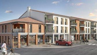 Appartements neufs La Commanderie éco-habitat à Pibrac