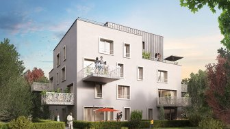 Appartements neufs Kubik investissement loi Pinel à Strasbourg