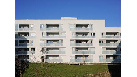 Appartement neuf Carre Hugo 2 investissement loi Pinel à Villefranche-sur-Saône