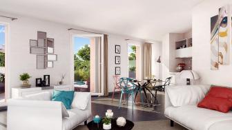 Appartements neufs One Plaza - Bat e - Logt Access à Saint-Etienne