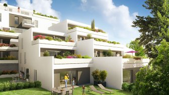 Appartements neufs Ellaïa - les Jardins à Bayonne