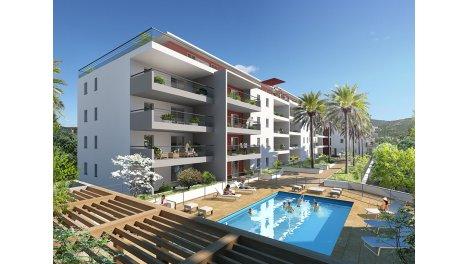 Appartement neuf Bel'Ile à Le Lavandou