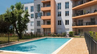 Appartements neufs Terra'Caïs à Fréjus