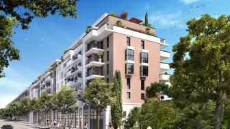 Appartements neufs Les Loges - 7ème Arrondissement éco-habitat à Marseille 7ème
