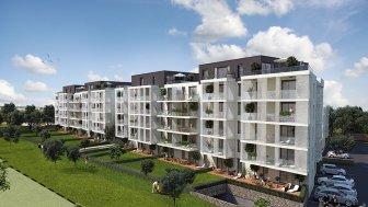 Appartements neufs Côté Rives investissement loi Pinel à Bischheim