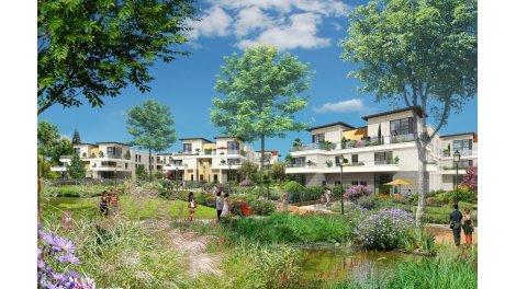 Appartement neuf Le Verger du Roy investissement loi Pinel à Noisy-le-Roi