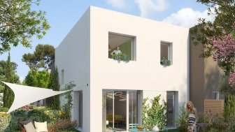 Appartements neufs K12 - 12ème Arrondissement investissement loi Pinel à Marseille 12ème
