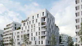 Appartements neufs Canal en Vues - Quai n° 3 et Quai n° 5 à Noisy-le-Sec