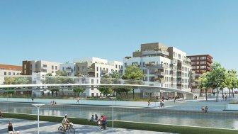 Appartements neufs Canal en Vues - Quai n° 7 & Quai n° 8 à Noisy-le-Sec