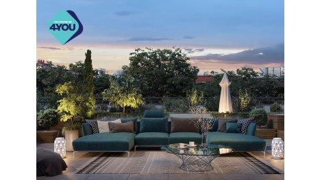 Appartement neuf Hors du Temps investissement loi Pinel à Paris 15ème