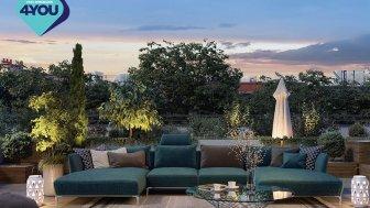 Appartements neufs Hors du Temps éco-habitat à Paris 15ème