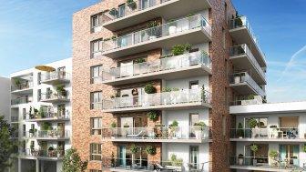 Appartements neufs 291 et 291bis Victor Hugo éco-habitat à Lille
