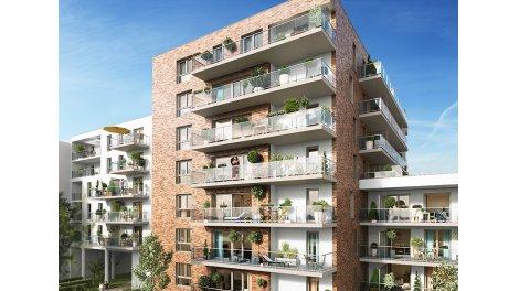 Appartement neuf 291 et 291bis Victor Hugo à Lille