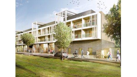 Appartement neuf Solsi TR2 éco-habitat à Castelnau-le-Lez