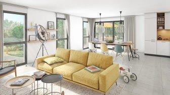 Appartements neufs Esquisse éco-habitat à Le Bouscat