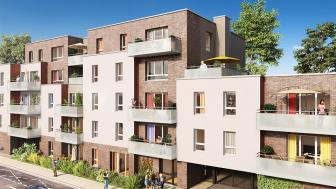Appartements neufs In Villam éco-habitat à Ronchin
