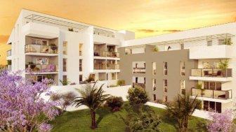 Appartements neufs Evo Residence éco-habitat à La Seyne-sur-Mer