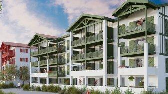 Appartements neufs Arpana éco-habitat à Ustaritz