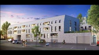 Appartements neufs Teknologgia-Euratechnologie investissement loi Pinel à Lille
