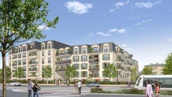 Appartements neufs L'Oree investissement loi Pinel à Clamart