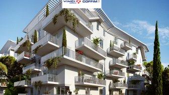 Appartements neufs Sainte Marguerite 9eme investissement loi Pinel à Marseille 9ème