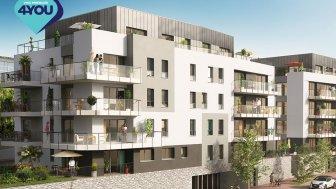 Appartements neufs Living Leman 2 éco-habitat à Evian-les-Bains
