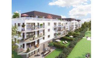 Appartements neufs Living Leman investissement loi Pinel à Evian-les-Bains
