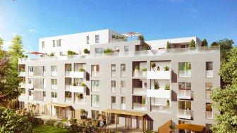 Appartements neufs Le 55 investissement loi Pinel à Lyon 5ème