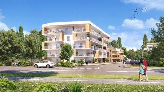 Appartements neufs Les Voiles de Belandre éco-habitat à La Rochelle