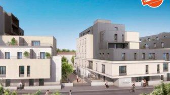Appartements neufs La Reine Blanche (etudiante) à Orléans