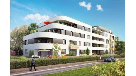 Appartement neuf Symphonia investissement loi Pinel à Haguenau