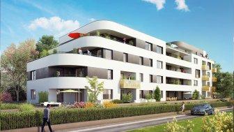 Appartements neufs Symphonia éco-habitat à Haguenau