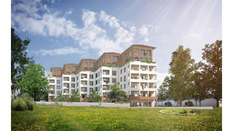 Appartement neuf Parc Horizon - Parc de Maison Blanche investissement loi Pinel à Neuilly-sur-Marne