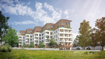Appartements neufs Parc Horizon - Parc de Maison Blanche à Neuilly-sur-Marne