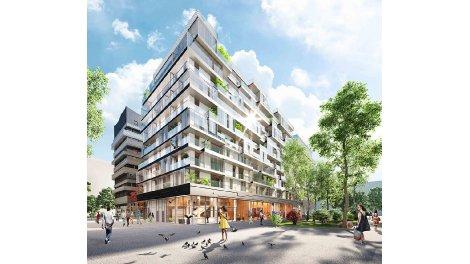 Appartement neuf Metron'Home investissement loi Pinel à Asnieres-sur-Seine