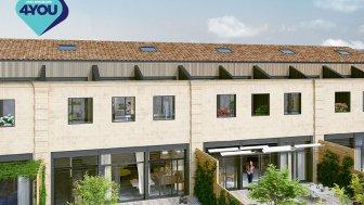 Appartements neufs Avant-Garde éco-habitat à Bordeaux