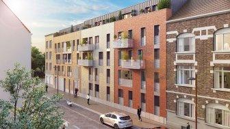 Appartements et maisons neuves Osmoz investissement loi Pinel à Lille