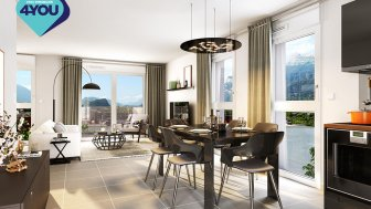 Appartements neufs Toises & Moi à Champagnier