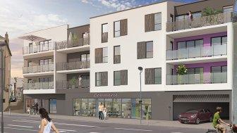 Appartements neufs Les Venelles éco-habitat à Rezé
